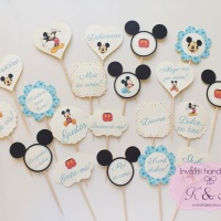 Mesaje candy bar Mickey Mouse