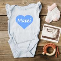 Body-uri personalizate pentru bebelusi
